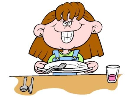 school breakfast cartoon2