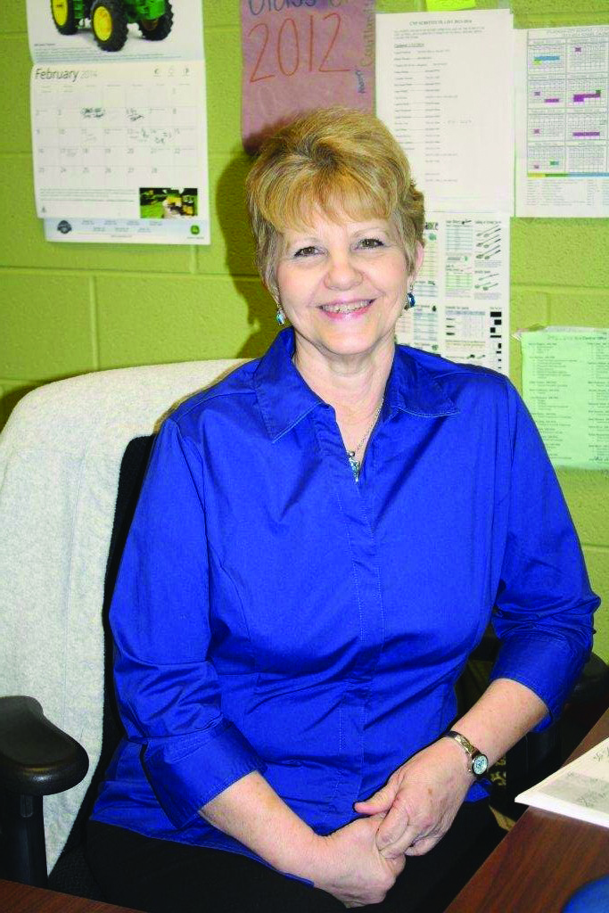 Karen Watson, Child Nutrition Manager, Sylacauga City Schools (Sylacauga, AL)